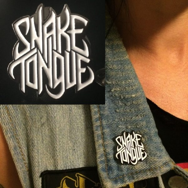 Snake Tongue Fancy pin