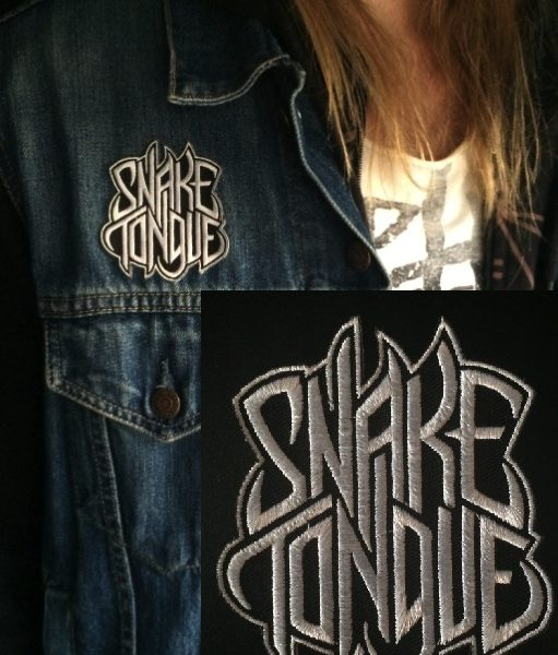 Snake Tongue Patch